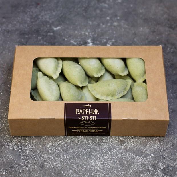 Вареники с картофелем - фото 4508